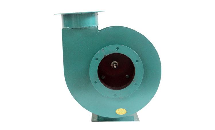 耐高温小型锅炉引风机背面图
