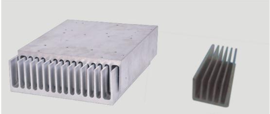 散热器对比